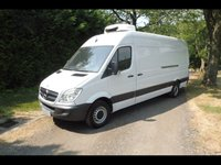 2014 MERCEDES-BENZ SPRINTER 313 CDI 2.1 REFRIGERATED LWB £11495.00