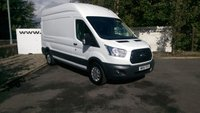 USED 2016 16 FORD TRANSIT 350 2.2 155 BHP TREND H/R L3 H3 **70 VANS IN STOCK**