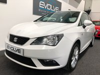 USED 2014 14 SEAT IBIZA 1.4 TOCA 3d 85 BHP ONE OWNER! HIGH MPG! SAT-NAV! TOCA!