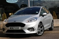 USED 2018 67 FORD FIESTA 1.0 ST-LINE 5d 99 BHP