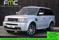 USED 2006 LAND ROVER RANGE ROVER SPORT 4.2 V8 S/C PREMIUM EDITION 5d AUTO 385 BHP Full Service History - Only 55K Miles