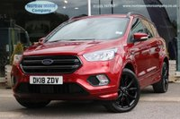 USED 2018 18 FORD KUGA 1.5 ST-LINE 5d 148 BHP