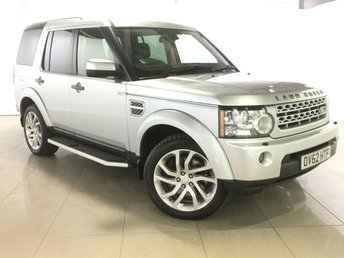 2012 LAND ROVER DISCOVERY 3.0 4 SDV6 HSE 5d 255 BHP £19990.00