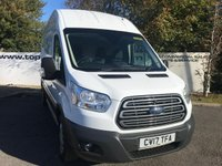 USED 2017 17 FORD TRANSIT 350 RWD 2.0 130 BHP TREND L3 H3 **70 VANS IN STOCK**