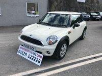 2009 MINI HATCH ONE 1.4 ONE 3d 94 BHP £4495.00