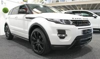 USED 2014 14 LAND ROVER RANGE ROVER EVOQUE 2.2 SD4 DYNAMIC 5d AUTO 190 BHP **BLACK DESIGN PACK-PAN ROOF**