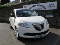 2013 CHRYSLER YPSILON