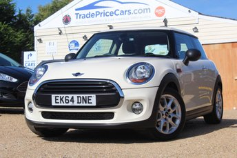 2014 MINI HATCH ONE 1.2 ONE 3d 101 BHP £9450.00