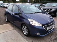 USED 2012 62 PEUGEOT 208 1.4 ACTIVE HDI 5d 68 BHP ***Excellent economy - reliable 1st car  - Full Service history  - Long MOT***