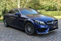 2016 MERCEDES-BENZ C CLASS 2.1 C 220 D AMG LINE 2d AUTO 168 BHP £23950.00