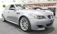 USED 2006 56 BMW 5 SERIES 5.0 M5 4d AUTO 501 BHP RECENT CLUTCH+NEW BRAKES+530PS