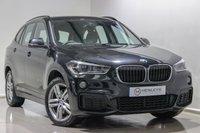 USED 2017 67 BMW X1 2.0 XDRIVE20D M SPORT 5d AUTO 188 BHP