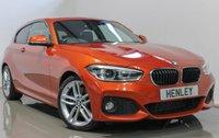 2015 BMW 1 SERIES 2.0 120D M SPORT 3d 188 BHP £15990.00