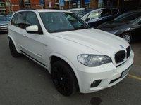 2012 BMW X5 3.0 XDRIVE30D M SPORT 5d AUTO 241 BHP £17349.00