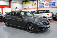 USED 2015 65 MERCEDES-BENZ E CLASS 2.1 E220 BLUETEC AMG NIGHT ED PREMIUM PLUS 4d AUTO 174 BHP