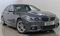 USED 2016 66 BMW 5 SERIES 2.0 520D M SPORT 4d AUTO 188 BHP