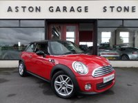 USED 2012 12 MINI HATCH COOPER 2.0 COOPER D 3d AUTO 110 BHP ** SAT NAV * PANROOF * LEATHER ** ** SAT NAV * PAN ROOF * LEATHER **