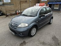 USED 2008 08 CITROEN C3 1.4 RHYTHM 5d 73 BHP