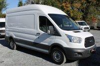 2015 FORD TRANSIT 2.2 350 H/R P/V 1d 124 BHP £11750.00