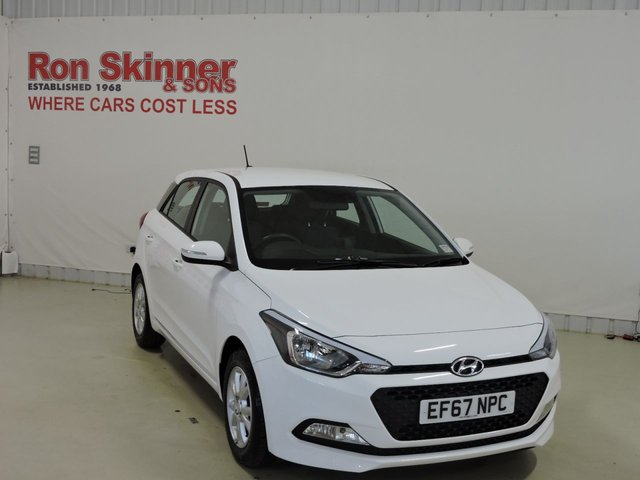 View our 2017 67 HYUNDAI I20 1.2 MPI SE 5d 83 BHP