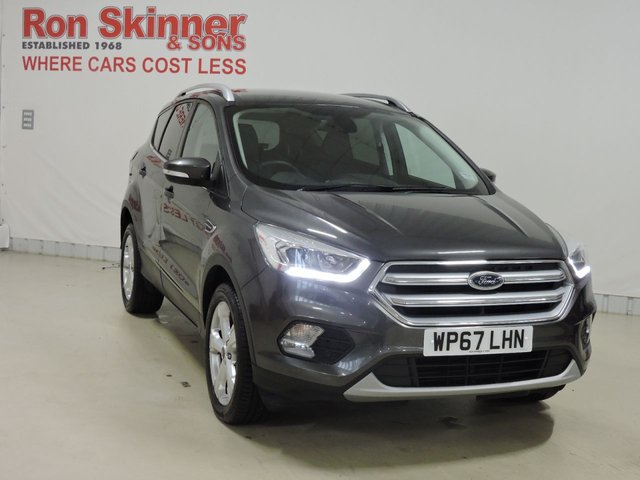 View our 2017 67 FORD KUGA (64) 2.0 TITANIUM TDCI 5d 148 BHP with Appearance Pack