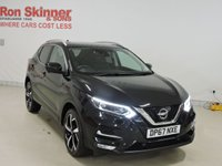 USED 2018 67 NISSAN QASHQAI 1.5 DCI TEKNA 5d 108 BHP with Glass Roof