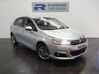 USED 2013 13 CITROEN C4 1.6 VTR PLUS HDI 5d 91 BHP