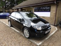 USED 2012 12 KIA RIO 1.2 2 5d 83 BHP # FULL KIA SERVICE HISTORY # £30 ROAD TAX #