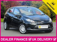 USED 2010 10 FORD FIESTA 1.25 EDGE AIR CON 5DR AIR CONDITIONING AUX PORT REMOTE LOCKING