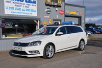 USED 2013 VOLKSWAGEN PASSAT 2.0 R LINE TDI BLUEMOTION TECHNOLOGY 5d 140 BHP Very nice car for miles, big spec 79k miles