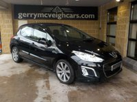 USED 2013 63 PEUGEOT 308 1.6 E-HDI ACTIVE NAVIGATION VERSION 5d 115 BHP £20.00 RFL; 68.9 mpg