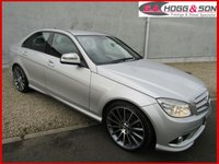 2008 MERCEDES-BENZ C CLASS 2.1 C220 CDI SPORT 4dr AUTO 168 BHP** IMMACULATE EXAMPLE** £SOLD
