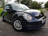USED 2013 13 VOLKSWAGEN BEETLE 1.2 TSI 3d GENUINE LOW MILES WITH A/C