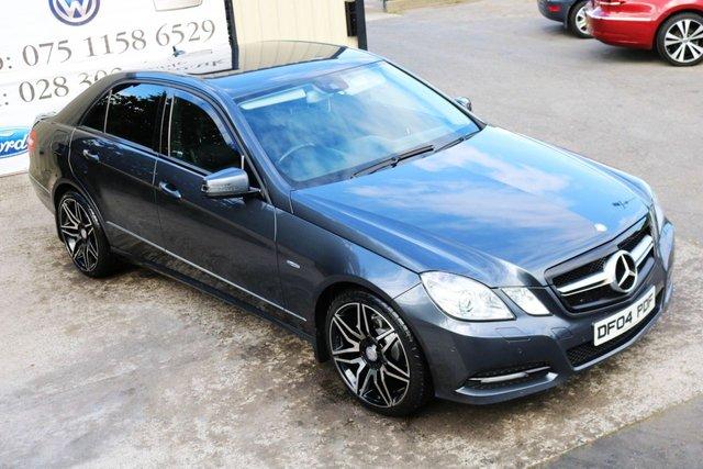 2011 11 MERCEDES-BENZ E CLASS E220 CDI BLUEEFFICIENCY AVANTGARDE Night edition style AUTO 170 BHP (Finance & Warranty)
