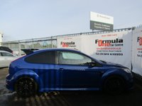 USED 2010 10 FORD FOCUS 2.5 RS 3dr STOLEN FROM FORECOURT LN10XKS