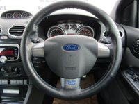USED 2010 60 FORD FOCUS 2.5 RS 3dr LOW LOW MILES+GREAT HISTORY