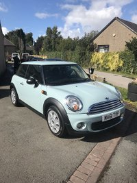 2011 MINI HATCH ONE 1.6 ONE 3d 98 BHP £4795.00