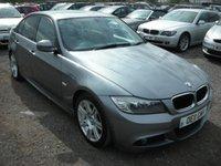 2011 BMW 3 SERIES 2.0 318D M SPORT 4d 141 BHP £4500.00