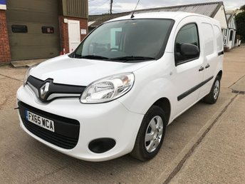 2015 RENAULT KANGOO 1.5 ML19 BUSINESS PLUS ENERGY DCI 75 BHP £5250.00