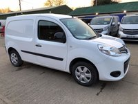 USED 2015 65 RENAULT KANGOO 1.5 ML19 BUSINESS PLUS ENERGY DCI 75 BHP