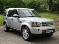 USED 2011 60 LAND ROVER DISCOVERY 3.0 4 TDV6 HSE 5d AUTO 245 BHP FINANCE FOR £75 A WEEK