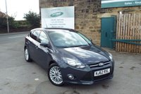 USED 2012 62 FORD FOCUS 1.0 ZETEC 5d 124 BHP Two Owners....Voice Activated Bluetooth