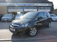 2012 VAUXHALL ZAFIRA 1.6 EXCITE 5d 113 BHP £SOLD
