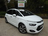 USED 2013 63 CITROEN C4 PICASSO 1.6 E-HDI AIRDREAM EXCLUSIVE PLUS 5d  Fully Loaded! 5k Optionals!