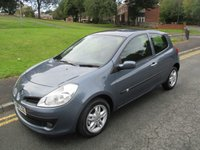 2008 RENAULT CLIO 1.6 EXPRESSION 16V 3d AUTO 111 BHP £SOLD