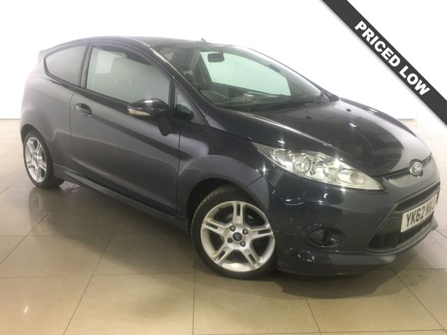 View our 2012 62 FORD FIESTA 1.6 ZETEC S TDCI 3d 94 BHP