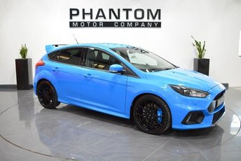 2016 FORD FOCUS 2.3 RS 5d 346 BHP £27480.00