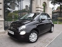 2018 FIAT 500 1.2 POP 3d 69 BHP £7995.00