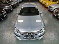 2014 MERCEDES-BENZ C CLASS C250 BLUETEC AMG LINE 2.1 5d AUTO  £15000.00