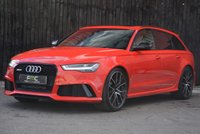 USED 2016 16 AUDI RS6 AVANT 4.0 RS6 PLUS AVANT TFSI QUATTRO 5d AUTO Performance Edition  Full Audi Service History - Audi Warranty March 2019  - 1 Owner From New